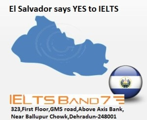 El Salvador says YES to IELTS