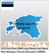 Estonia says YES to IELTS