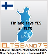 Finland says YES to IELTS