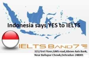 Indonesia says YES to IELTS