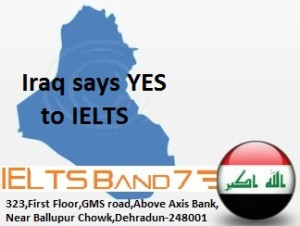 Iraq says YES to IELTS