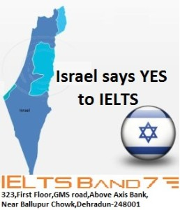 Israel says YES to IELTS