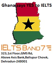 Ghana says YES to IELTS