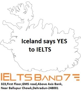 Iceland says YES to IELTS