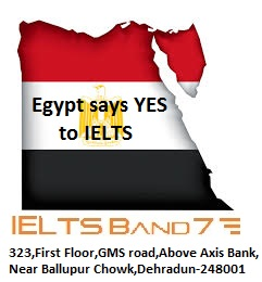 Egypt says YES to IELTS