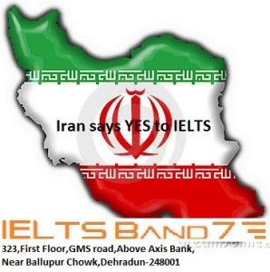 Iran says YES to IELTS