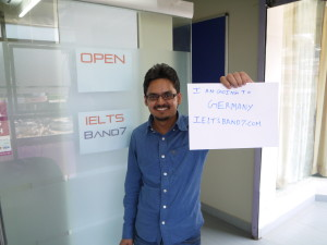 Another Success Story IELTS Dehradun