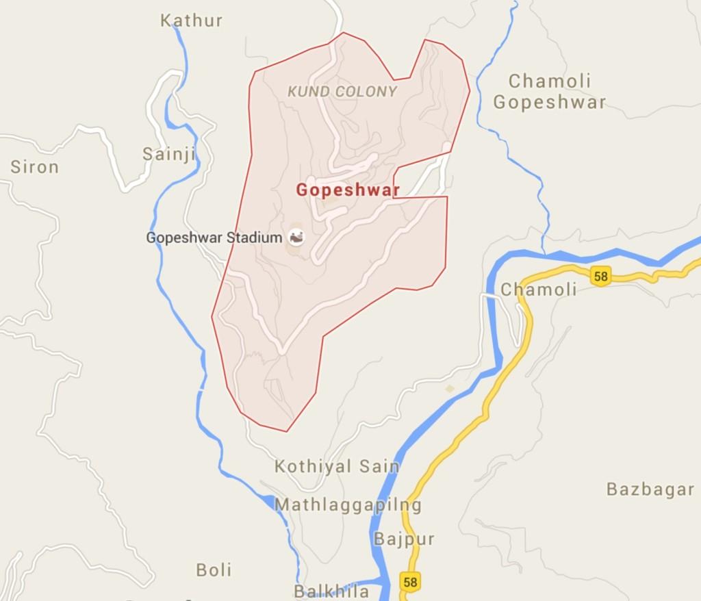 IELTS Gopeshwar and Chamoli