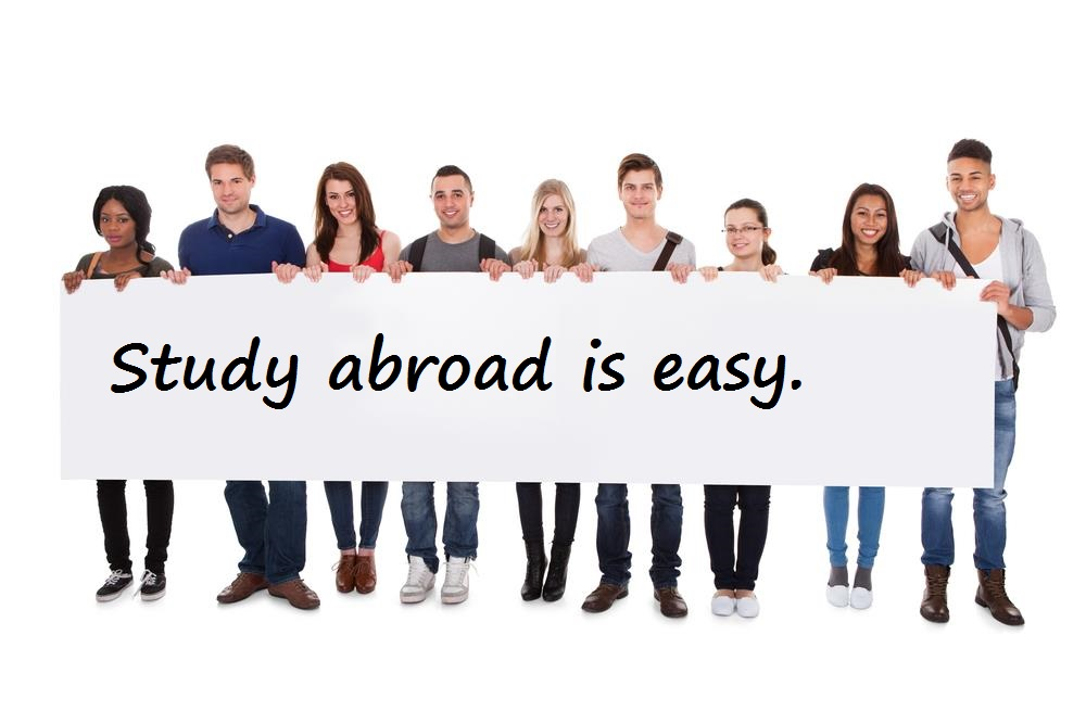 essay about studying overseas Today, thousands of students are trying to study overseas they claim that studying abroad is totally beneficial without drawbacks however, it brings both advantages and disadvantages to students.