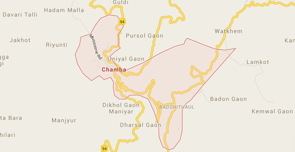IELTS Students from Chamba