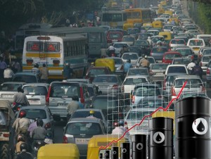 SOLVE GROWING TRAFFIC AND POLLUTION PROBLEMS IELTS