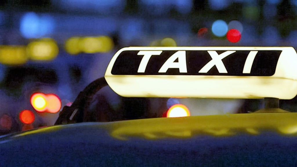 LETTER TO THE TAXI COMPANY