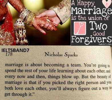 Toefl essay topics on marriage