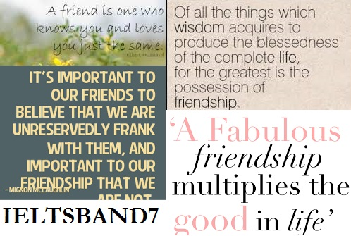 importance of friendship wikipedia