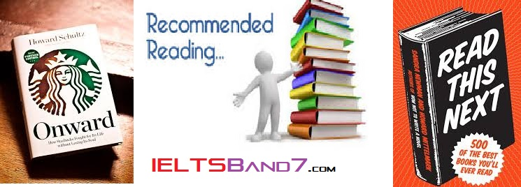 books IELTS Band7