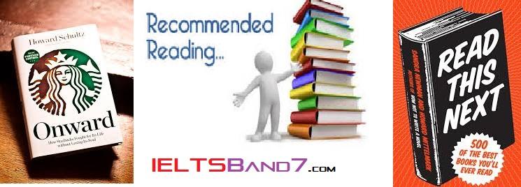 books IELTS Band7