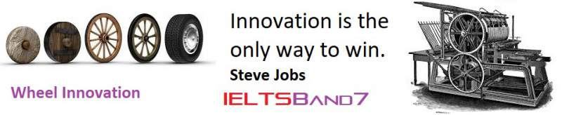Innovation IELTS band7