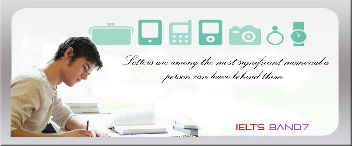 IELTS Writing: Letter to the railway company to report a