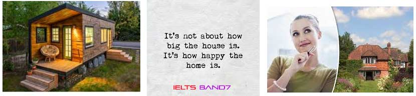 IELTS Speaking Sample Questions # Ideal House