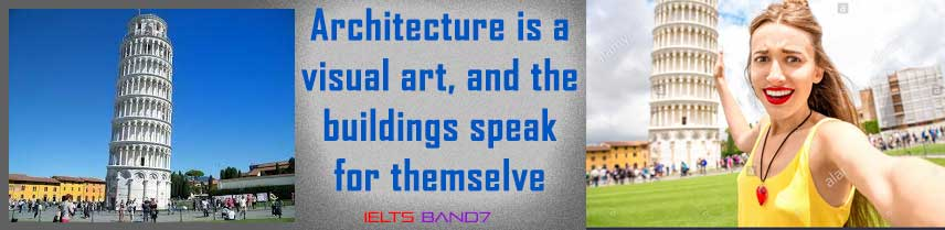 IELTS CUE CARD # BUILDING WITH ARCHITECTURAL INTEREST