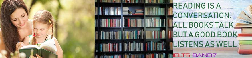 IELTS ESSAY # READING ENTERTAINMENT BOOKS, IELTS BAND7, DEHRADUN