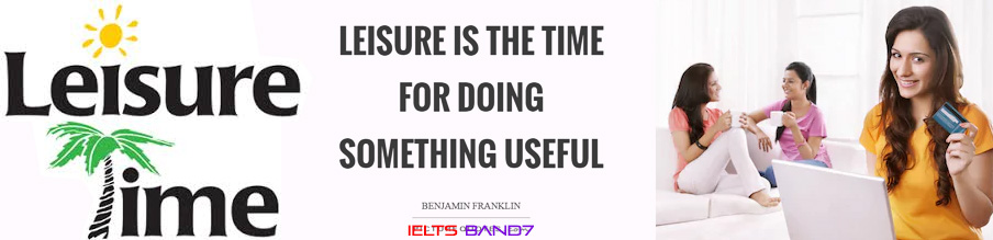 IELTS SPEAKING CUE CARD QUESTIONS # LEISURE TIME, IELTSBAND7, DEHRADUN