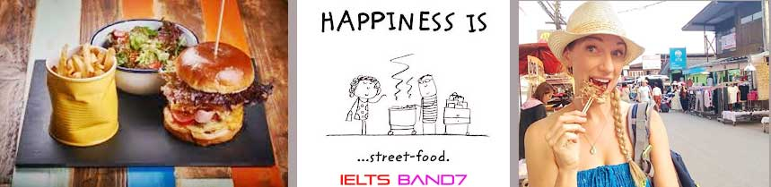 street food ielts band7 dehradun