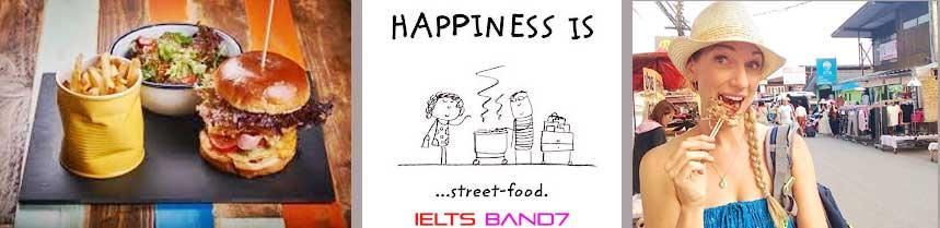street food ielts band7 dehradun