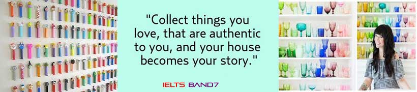 IELTS CUE CARD # ABOUT COLLECTS THINGS, IELTS BAND7 DEHRADUN