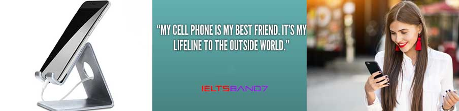 IELTS CUE CARD MY FIRST MOBILE PHONE IELTS BAND7 DEHRADUN