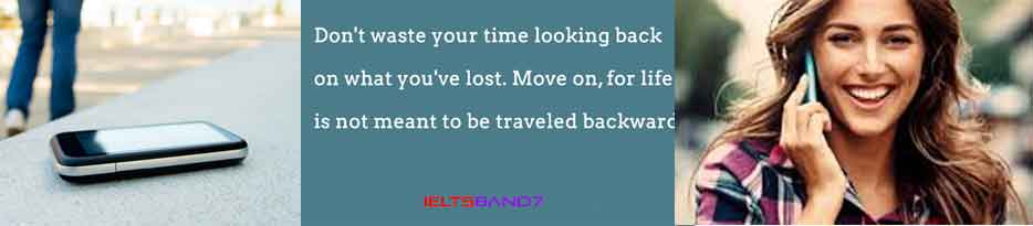 IELTS CUE CARD SOMETHING IMPORTANT YOU LOST IN THE PAST, IELTSBAND7 DEHRADUN