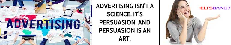 IELTS ESSAY AGREE OR DISAGREE # POWER OF ADVERTISING, ieltsband7 dehradun