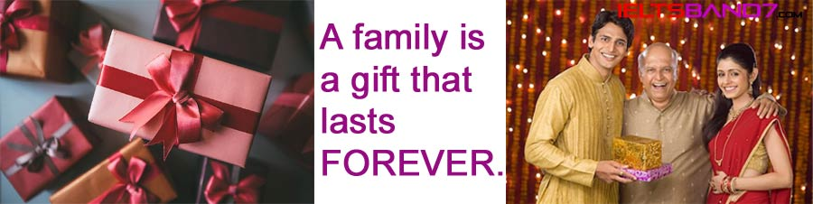 gifts-for-family Best IELTS Band 7 coaching in dehradun