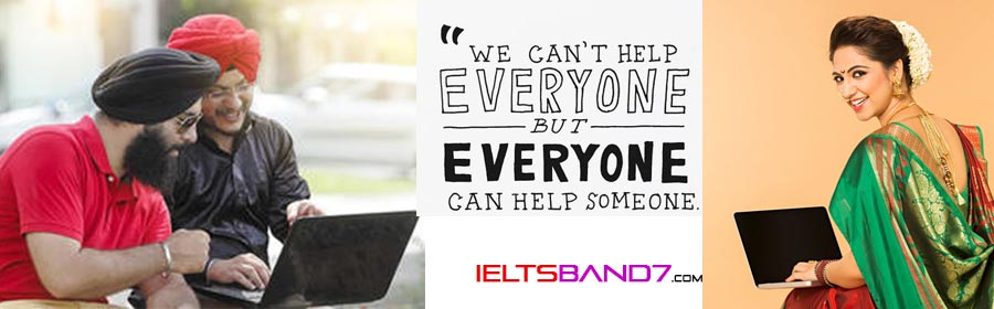 IELTS Speaking Task Cue Card: Something you borrowed from a friend or a family member. Best IELTS Band 7 Coaching in dehradun