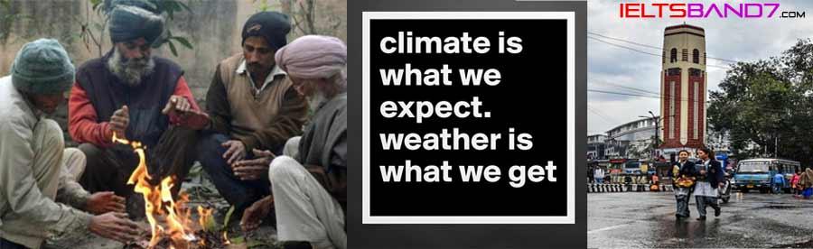 climate Best IELTS Band 7 Coaching in dehradun