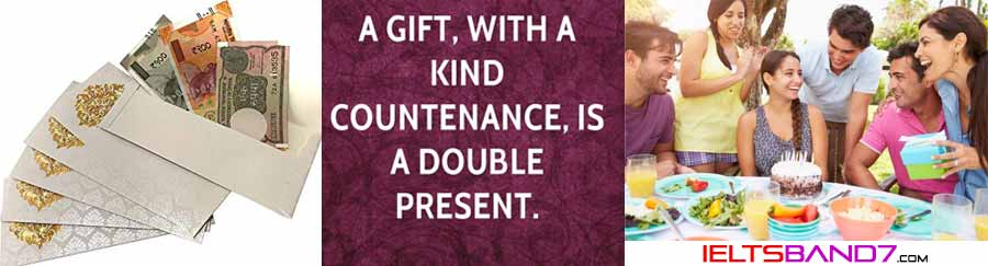 money-as-a-gift Best IELTS Band 7 Coaching in dehradun