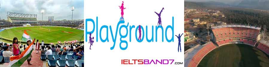 Rajiv-Gandhi-Cricket-Stadium Best IELTS Band 7 Coaching in Dehradun