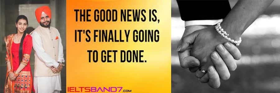 good-news Best IELTS Band 7 coaching in dehradun