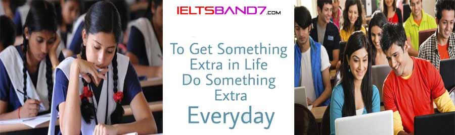 extra-classes Best IELTS Band 7 Coaching in dehradun