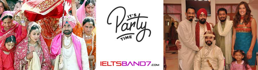 party Best IELTS Band 7 Coaching in dehradun