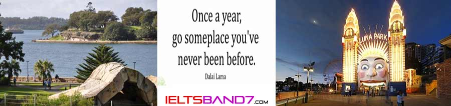 travel Best IELTS Band 7 coaching in dehradun