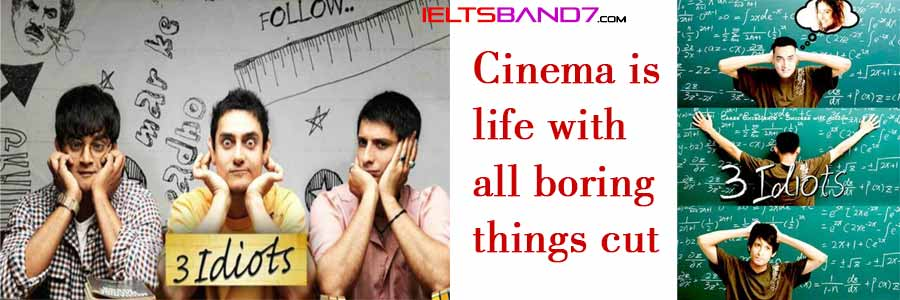 IELTS CUE CARD # DESCRIBE YOUR FAVORITE MOVIE. Best IELTS Band7 Coaching in dehradun