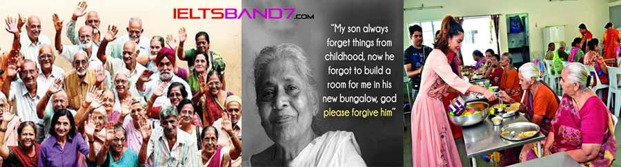 IELTS CUE CARD # DESCRIBE AN OLD PERSON YOU MET WHO HAS INSPIRED YOU. Best IELTS Band 7 Coaching in dehradun