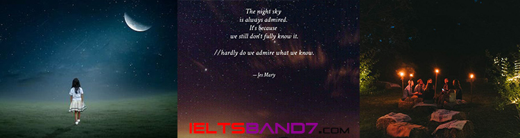 IELTS Speaking latest cue card 2020. Describe the time you admired the sky for the first time? Best BAND7 IELTS Dehradun IELTS online simulator IELTS BAND 7 Coaching Classes