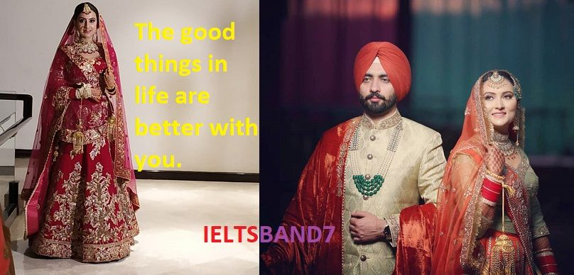 IELTS Dehradun An event that you attended which was full of colour