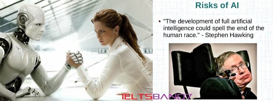 IELTS Computers will be more intelligent than human beings