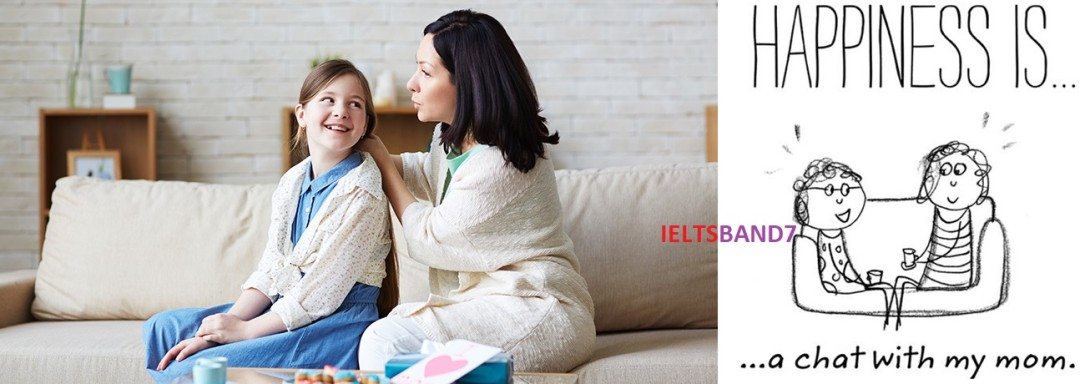 IELTS Cue Card Talk about a member of your family you spend a lot of time with